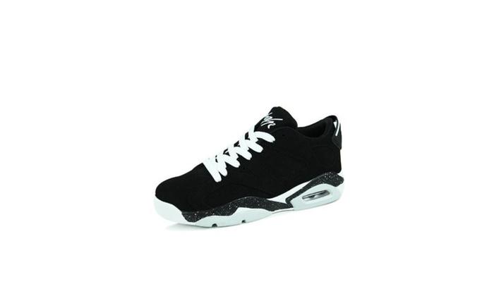 Men's Cotton Round Toe Simple Shoes