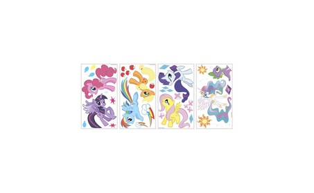 Roommates My Little Pony Wall Decals fa018bf5-6b02-44d0-831e-e136a951fc1e