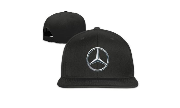 Unisex Mercedes Benz Logo Baseball Cap Hats  f9e29730920d