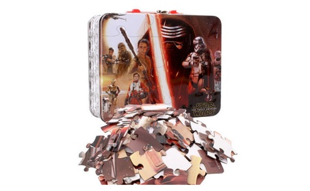 Star Wars Episode 7 100pc Puzzle in Tin Lunch Box c76336af-6967-4a47-8f69-41897eef4fa7