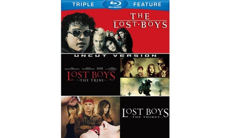 Lost Boys/ The Tribe / The Thirst a70e4f83-904e-48a0-bca1-4c4e5992ac53