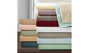 Addy Home Luxury 1000TC 100% Egyptian Cotton King Sheet Set (5-Piece)
