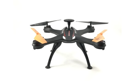 TechComm Outlander Explorer Quadcopter Drone with or without Camera