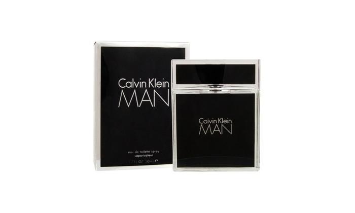 Passion Depot: Calvin Klein Man (1.7 OZ / 3.3 OZ ) EDT For Men