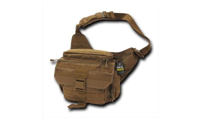 cdd1543aab RapDom T311-COY Tactical Messenger Bag