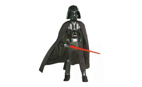 Rubies Costume Co R882014-S Deluxe Darth Vader Child, Small 0e2e948b-4b82-45d3-b8a2-62e83ca19080
