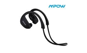 Mpow Wireless Bluetooth Sweatproof Headset Stereo Sports Earpiece