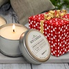 All Natural Holiday Scented Soy Candles  (2-, 6-, 12-Packs)