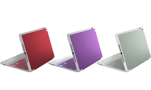 Zagg Folio Hinged Case with Keyboard for Apple iPad Air Tablet