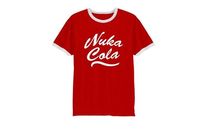 6c5279d6ed9 Gaya Novelty Fallout Nuka Cola T-Shirt