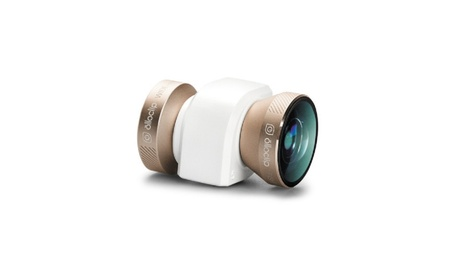 4-IN-1 olloclip for iPhone 5/5s/SE Gold Lens 18dd125f-9bfd-42cb-9551-39bc12de6a5b