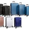 Dejuno Ashford 3-PC Hardside Spinner TSA Combination Lock Luggage Set