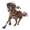 Horse Wall Stickers For Kids Rooms Decoration