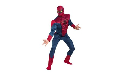 Costumes for all Occasions DG42505C Spider-man Classic Muscle 50-5 410658f0-1723-47ab-a0e6-8a0c02ba5567