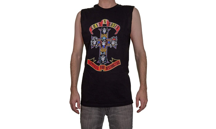 238edd66729a Up To 50% Off on Calhoun Guns N Roses Appetite... | Groupon Goods