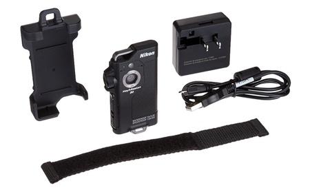 Nikon KeyMission 80 26502 Waterproof Action Camera - Black