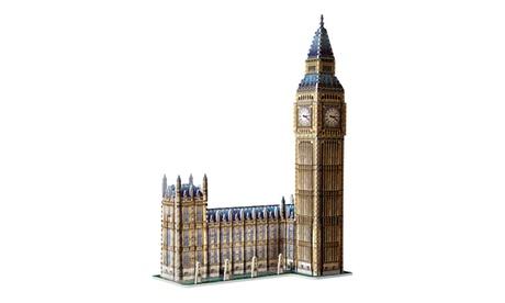 Wrebbit - Big Ben 3D Puzzle 803fb449-f779-49cf-9379-1a9f8cc5887e