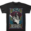 Jimi Hendrix Hendrix Electric Men's T-Shirt