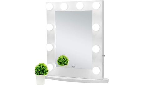 ZENY Hollywood Makeup Vanity Mirror with Light, Wall Mounted Lighting Mirror