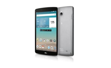 """LG G Pad II V495 Tablet 8.0"""" Wi-Fi 4G LTE Silver Unlocked Refurbished d02d9c3b-067e-4dfe-95ad-480f80d4dd52"""