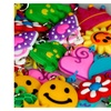 Pack of 20 Charming Loom Charms from BIRMION