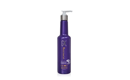 Global Keratin Silver Bombshell Purple Hair Blonde Shampoo 9.5oz/280ml e8b19dee-b15c-463b-98bd-4b41c2f8606b
