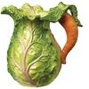 Kaldun and Bogle Tuscan Garden Cabbage Pitcher-2Pack