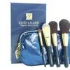 Estee Lauder Portable Makeup Brush Collection Women 5 Pc Set
