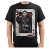 The Walking Dead Men's T-Shirt Negan Playing Card