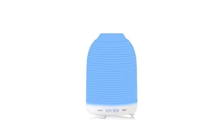 New Ultrasonic Aroma Humidifier with 7 Color Changing LED Lamps 120ml 02f4a9f0-e451-4cb7-9b59-ceda27590dcb