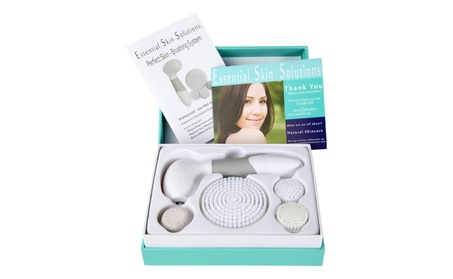 Essential Skin Solutions - Face and Body Brush Cleansing System 79eff1f8-b3b0-4481-9aa5-f1845c37ff2a
