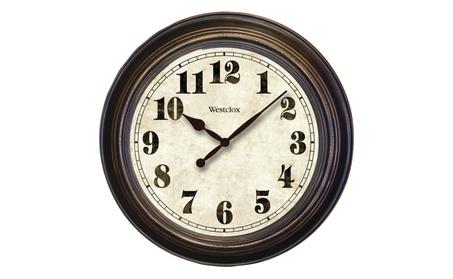 Westclox 32213 Oversized Classic 24 in. Clock c05a1710-b673-44f4-a1f7-df94971728b8