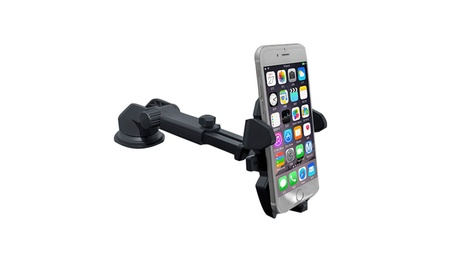 360 Degree Car Phone Mount Cell Phone Holder Mount Stand for Car 62dbcdf1-a468-43b8-b45b-43c30848ee44