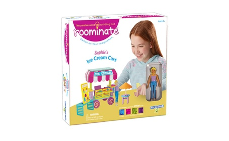 Roominate® Sophie's Ice Cream Cart 2676 fa7c9c60-f199-4e6a-9822-7b36226e5ea2