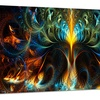 Never Ending - Large Abstract Canvas Art Print
