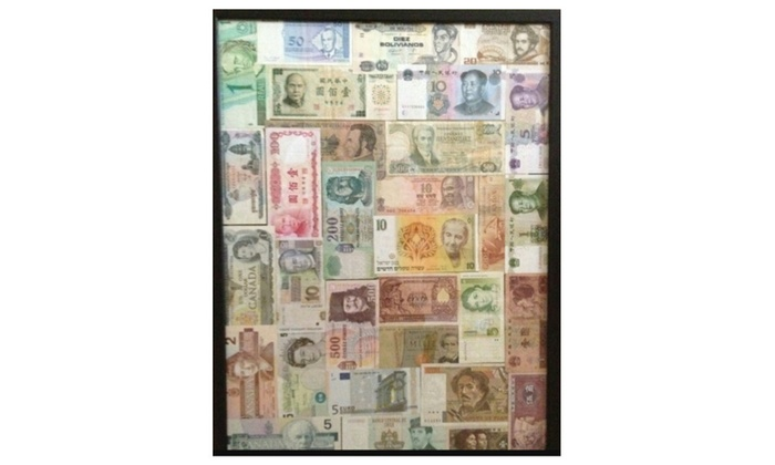 Up To 43% Off on Foreign/World Paper Currency ... | Groupon Goods