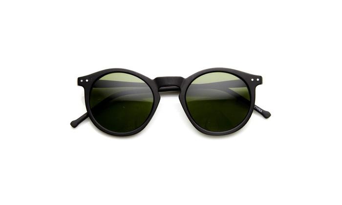MLC Eyewear Eddy Round Sunglasses