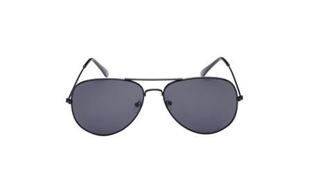 Unisex Reflective Lens Metal Frame Vintage Mirrored Aviator Sunglasses f3e4eb78-3248-4b8a-920d-e9acf5c2a147