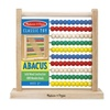 Melissa & Doug Abacus - Classic Wooden Educational Counting Toy