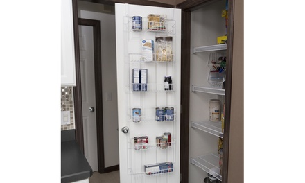 Up To 71 Off On Over The Door Organizer Groupon Goods