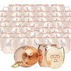Moscow Mule Pure Copper Mugs (Set of 40) - Barrel With Brass Handle