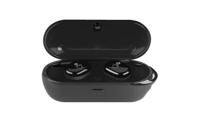 Waterproof True Twins Wireless Sport Earbuds Headset Bluetooth Stereo Headphone Groupon