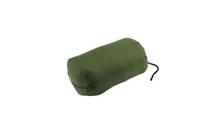 Camping And Hiking Sleeping Bag With Carrying Case