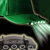 5 LED Clip-On Head Hat Light Cap Lamp Fishing Camping Outdoor Lamp
