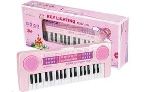 37 Keys Chargable Piano for Kids Electronic Kids Piano Keyboard Christmas Gift