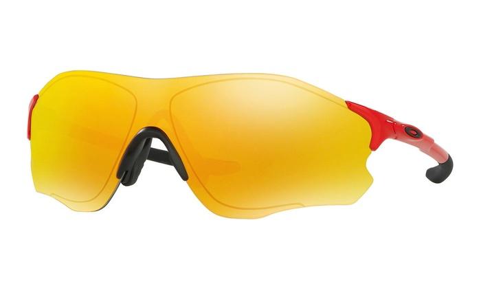 264bd0a2dd9 Oakley Men Sunglasses EVZero Path OO9308-10 Infrared Frame   Fire Iridium  Lenses