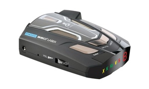 Cobra Electronics SPX5400 High Performance Radar Laser Detector Refurbished