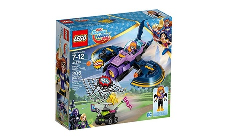 LEGO DC Super Hero Girls Batgirl Batjet Chase 41230 DC Collectible 23c84261-af53-4f23-b16d-4419b64ad933