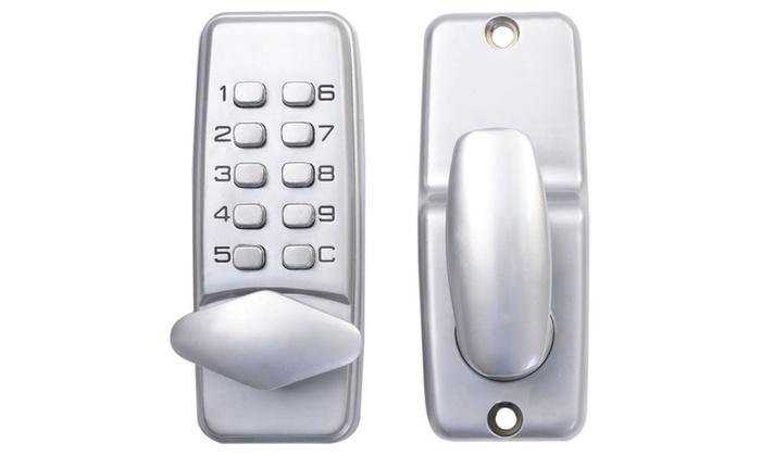New Keyless Electroniccode Digital Keypad Security Entry Door Lock