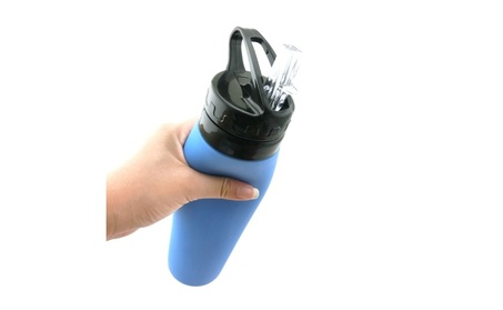 Silicone Squeeze Water Bottle 2c91506c-c028-4dff-b4b9-c00714ff5e5e